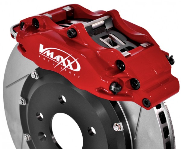 V-MAXX BIG BRAKE KIT Fiat Punto Evo 199 bis 99kw 330mm 4x100